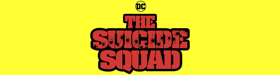 The Suicide Squad Official Licensed Film Merchandise