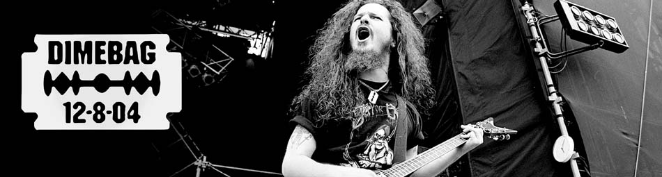 Dimebag Darrell Wholesale Licensed Band Merch