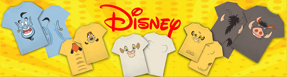 Official Licensed Disney Merchandise