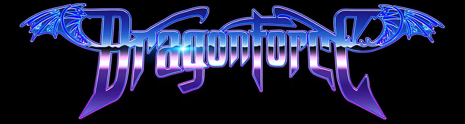 Official Licensed DragonForce Merchandise