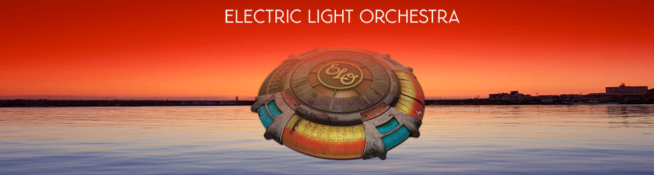 ELO Electric Light Orchestra Official Licensed Merchandise