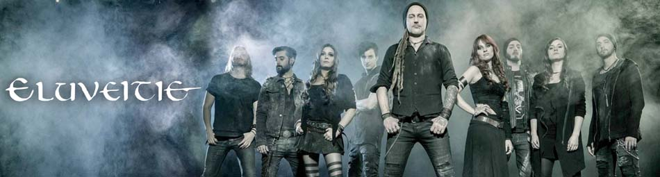 Eluveitie Official Licensed Wholesale Music Merchandise