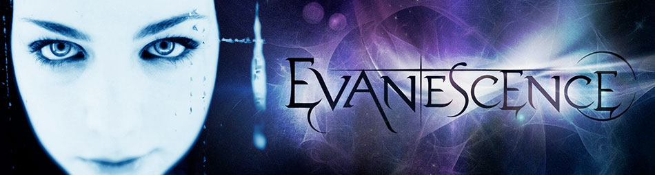 Official Licensed Evanescence Merchandise