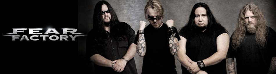 Fear Factory Official Licensed Wholesale Band Merch