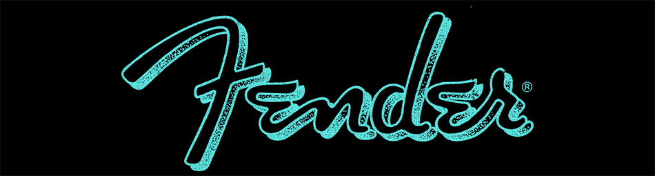 Official Licensed Fender Merchandise