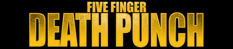 Official Licensed Five Finger Death Punch Merchandise