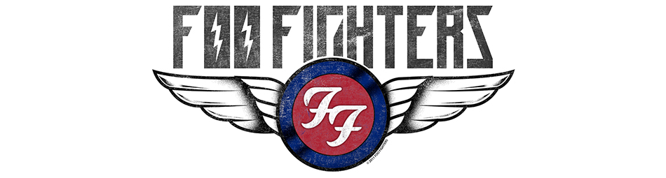 Foo Fighters Official Licensed Merchandise