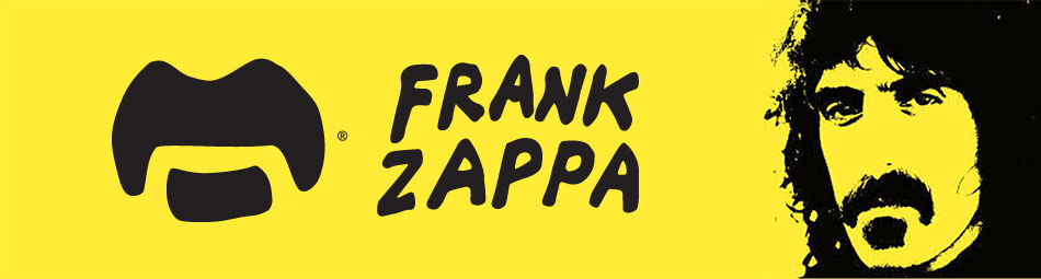 Official Licensed Frank Zappa Merchandise