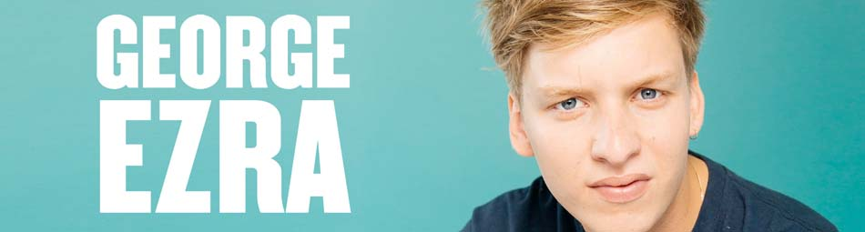 George Ezra Wholesale Official Licensed Music Merchandise