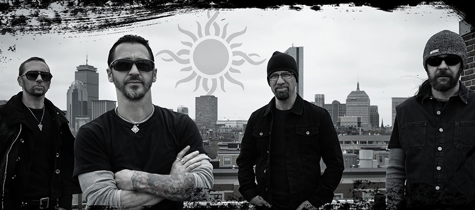 Godsmack Banner Godsmack Wholesale Official Band Merchandise