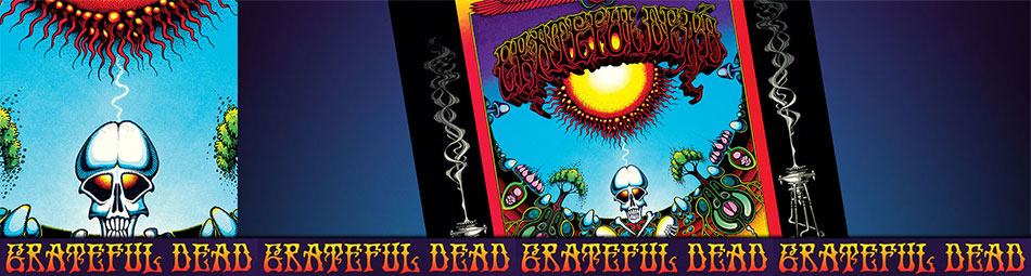 Grateful Dead Official Licensed Merchandise