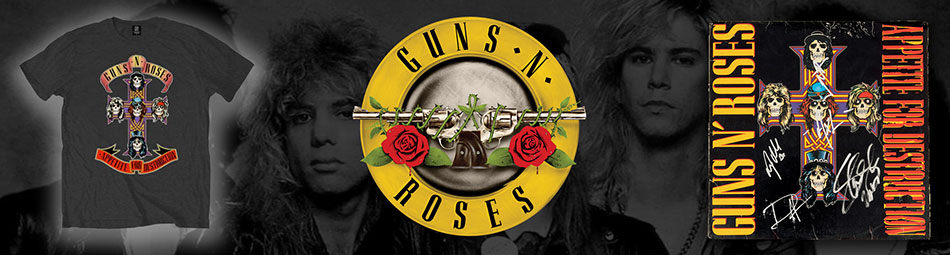 Guns N Roses Lies Official Licensed Merchandise