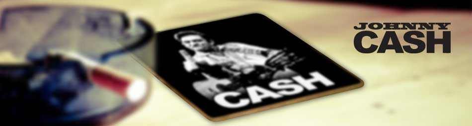 Official Licensed Johnny Cash Merch