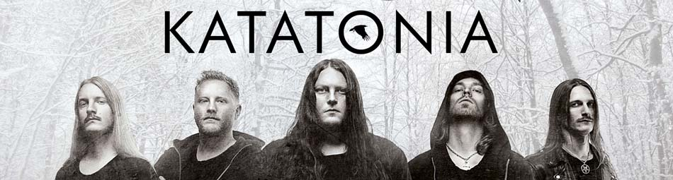 Katatonia Official Licensed Wholesale Band Merchandise
