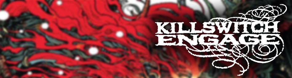 Killswitch Engage Official Licensed Band Merchandise