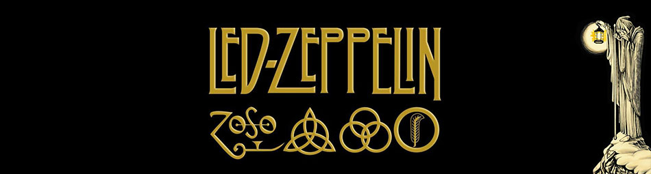 Led Zeppelin Wholesale Licensed Band Merch