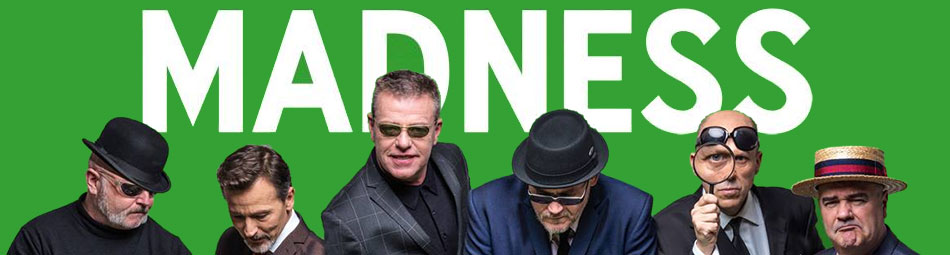 Madness Official Licensed Wholesale Band Merch