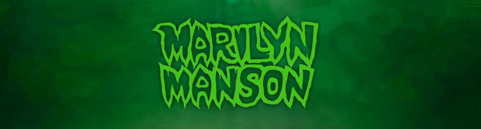 Marilyn Manson Wholesale Licensed Band Merch