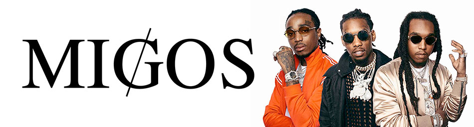 Official Licensed Migos Merchandise