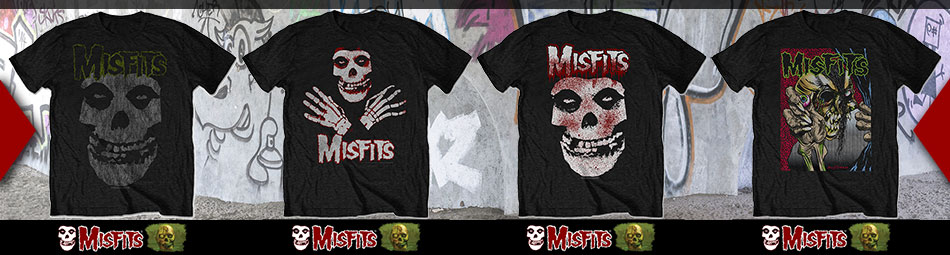 The Misfits Banner October 2017