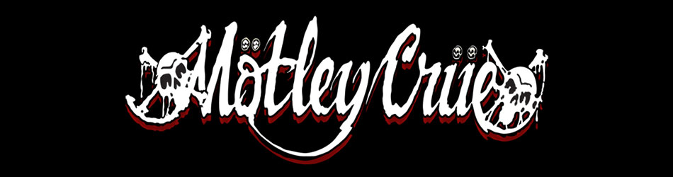 Motley Crue Official Licensed Merchandise
