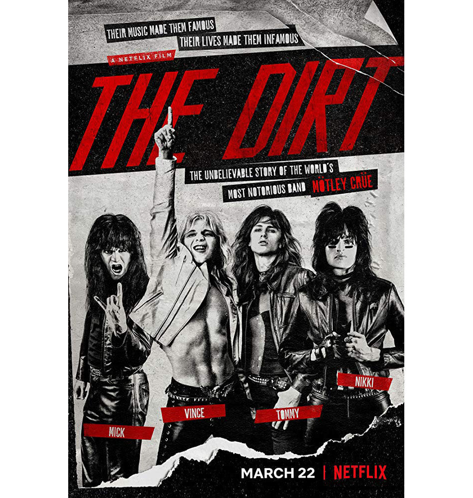 The Dirt Film Poster