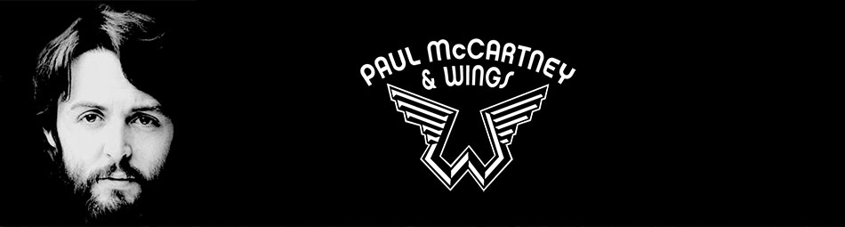 Official Licensed Paul McCartney & Wings Merchandise