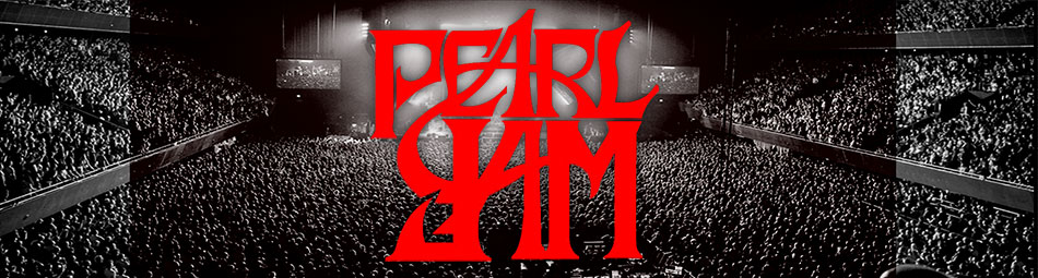 Official Licensed Pearl Jam Merchandise