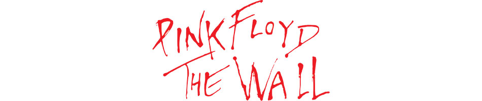 Official Licensed Pink Floyd The Wall Merchandise