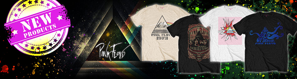Pink Floyd officially licensed merchandise