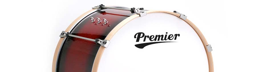 Premier Drums Wholesale Official Licensed Band Merch