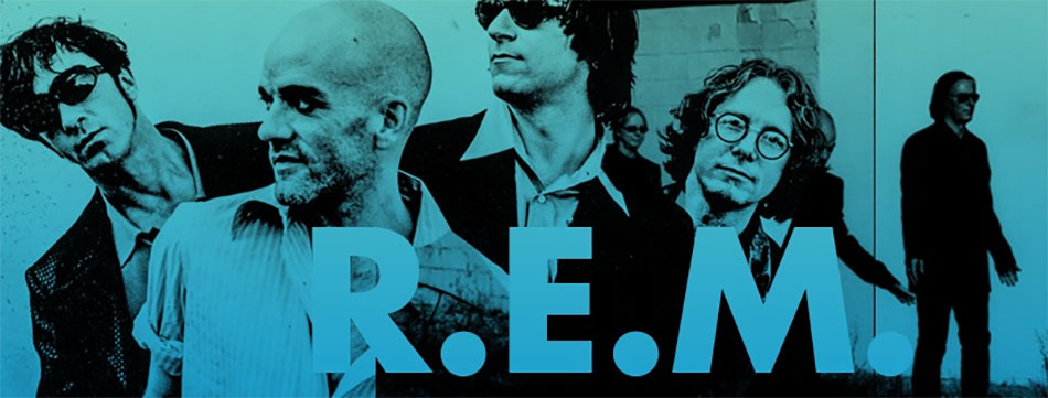 R.E.M. Official Licensed Wholesale Band Merchandise