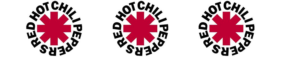 Red Hot Chili Peppers Wholesale Licensed Band Merchandise