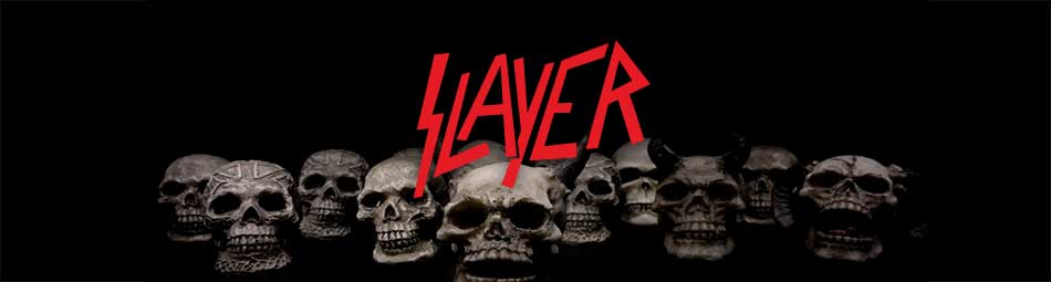 Slayer Wholesale Licensed Band Merch
