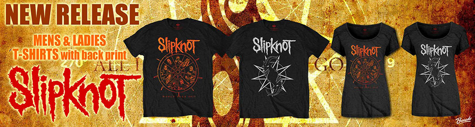 Slipknot latest Releases