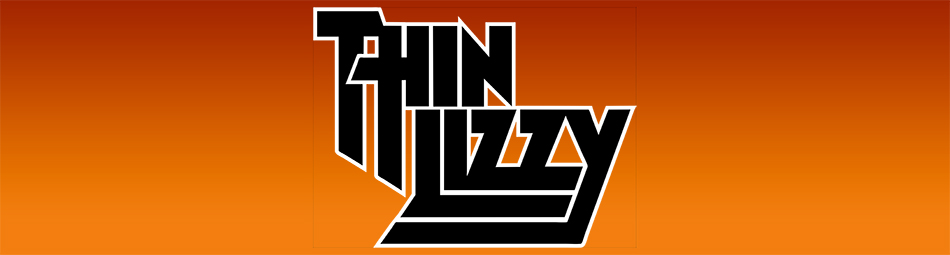 Official Licensed Thin Lizzy Merchandise