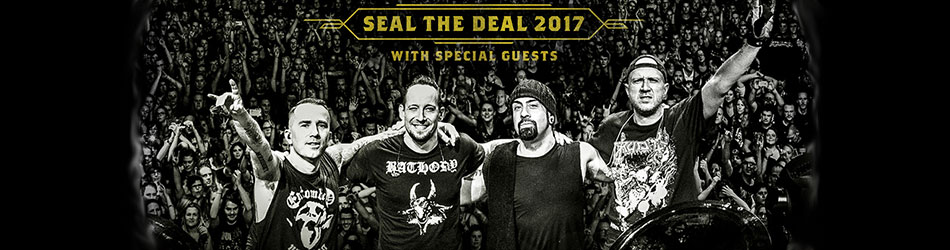 Volbeat Seal the Deal Tour